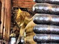 Buddha couché, Wat Pho, Bangkok
