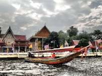 Klongs, Bangkok, Thaïlande