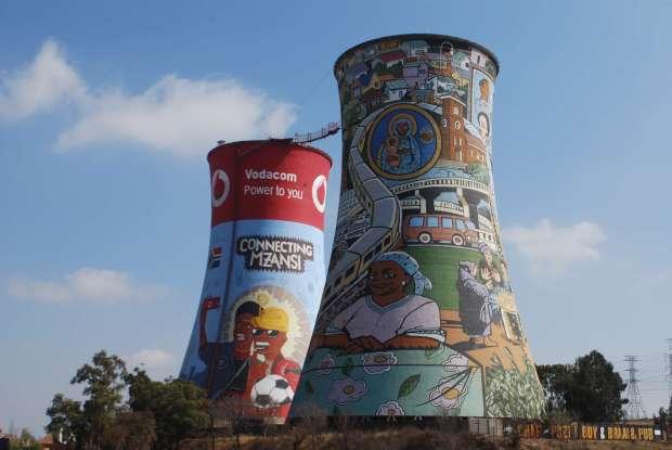 Usine, Soweto