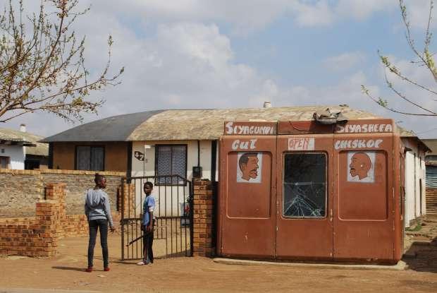Elephant house, Soweto