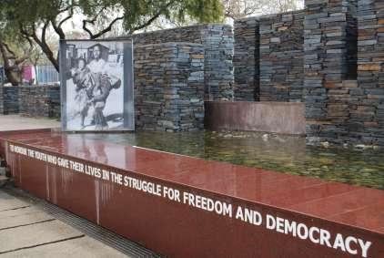 Hector Peterson Memorial, Soweto