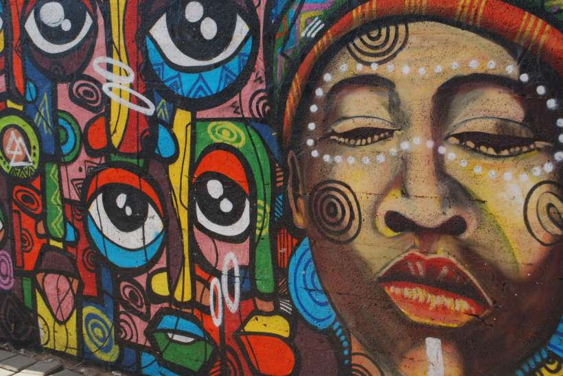 Street art, Soweto
