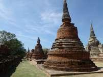 Ayutthaya - chedi