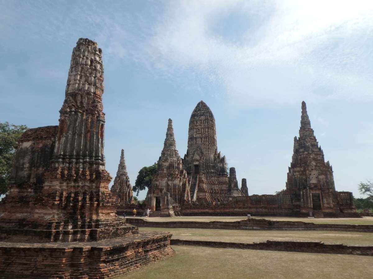 Sukhothai - vestiges