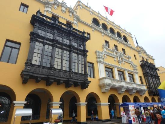 Lima - Plaza de mayor