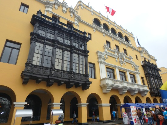 Lima - Plaza de mayor