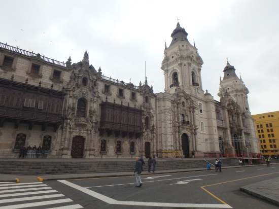 Lima - Cathédrale