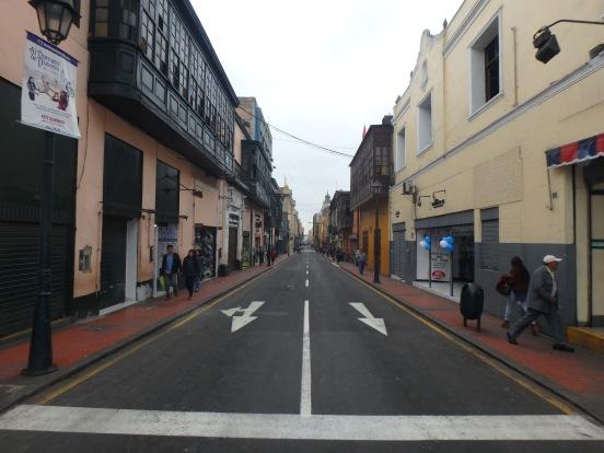 Lima - Centre historique