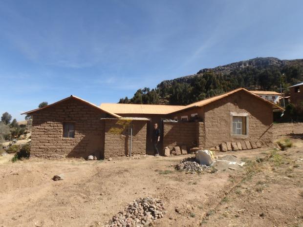 Amantani, Lac Titicaca, Pérou