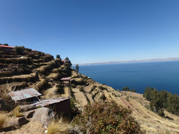 Taquile, Lac Titicaca, Pérou