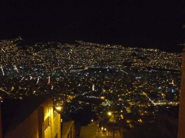 La Paz - Téléphérique