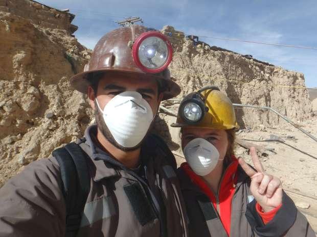 Mines, Potosi, Bolivie