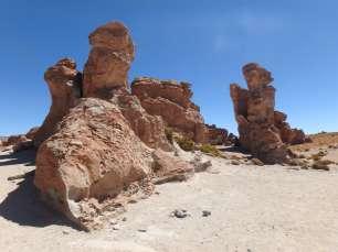 Paysages rocheux, Bolivie