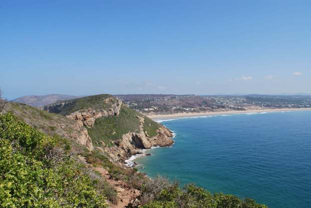 Bay view, Robberg Nature Reserve, Knysna