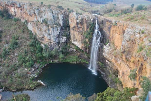 Berlin Falls, Mpumalanga, Afrique du Sud