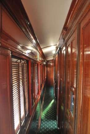 Santos Express, couloir, Mossel Bay