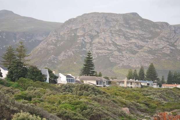 Sea front, Hermanus, Afrique du Sud