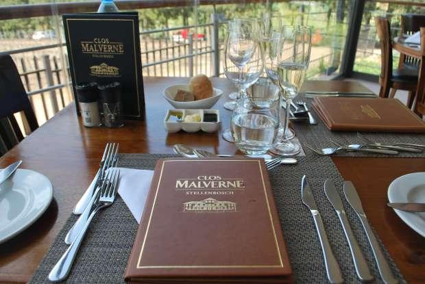 Clos Malverne, Stellenbosch, Afrique du Sud