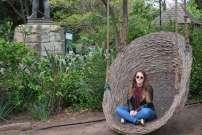 Balancelle company garden, Cape Town, Afrique du Sud