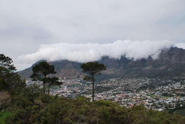 Signal Hill, Cape Town, Afrique du Sud