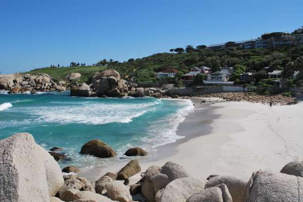 Clifton beach, Cape Town, Afrique du Sud