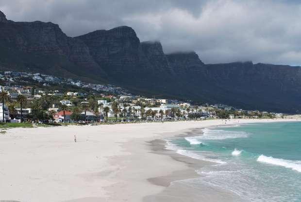 Clifton beach, Cape Town, Afrique du Sud