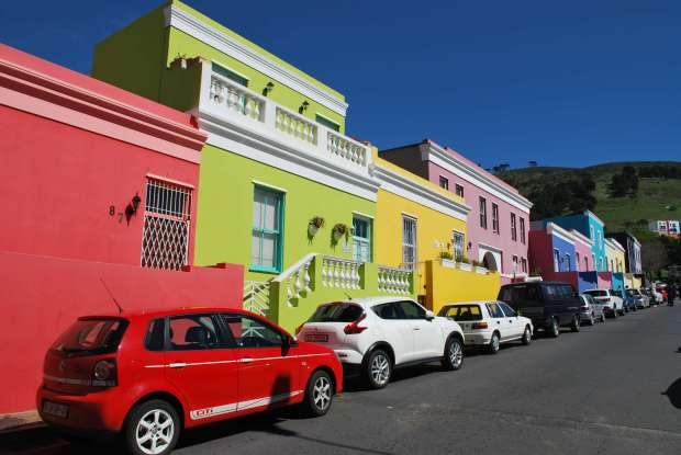 Bo Kaap, Cape Town, Afrique du Sud