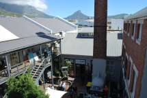 Old Biscuit Mill, Cape Town, Afrique du Sud