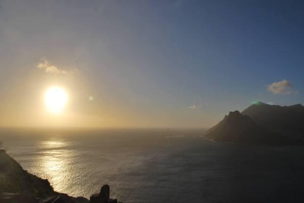 Chapman's Peak View, Cape Town, Afrique du Sud