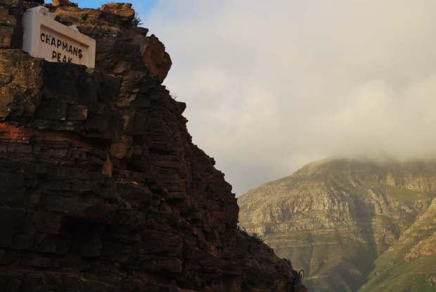 Chapman's Peak, Cape Town, Afrique du Sud