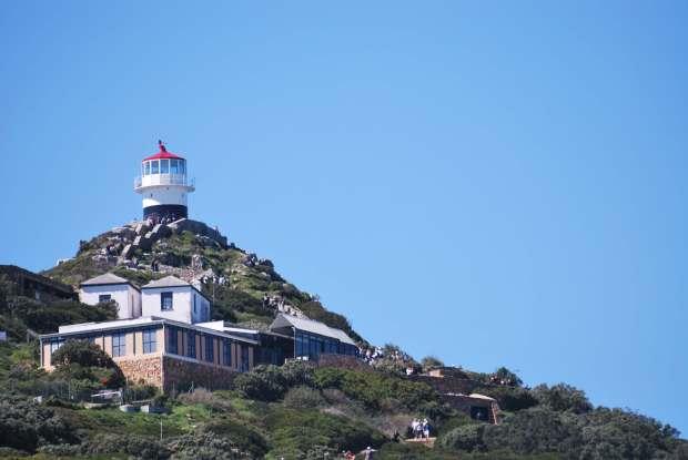 Old Lighthouse, Cape Town, Afrique du Sud