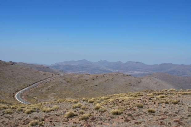 Lesotho - Paysage