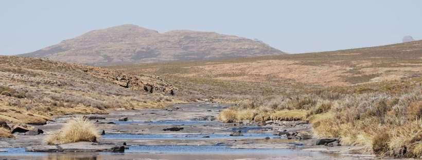 Lesotho - Rivière