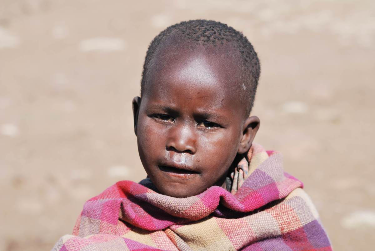Lesotho - enfant