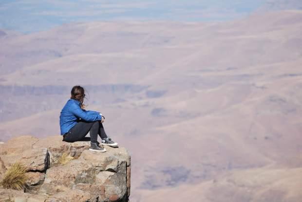 Lesotho amazing view