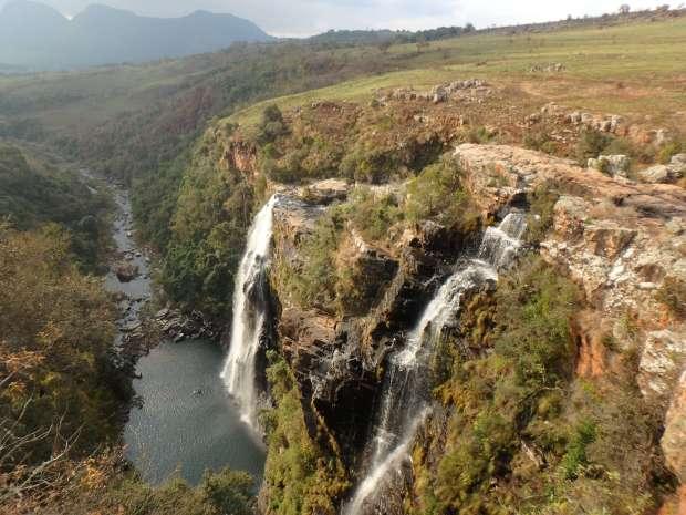 Lisbon Falls, Mpumalanga, Afrique du Sud