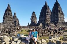 Prambanan, Yogyakarta, Indonésie