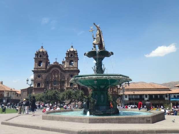 Plaza de Armas, Cusco, Pérou