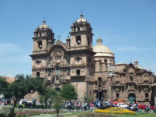Cathédrale, Cusco, Pérou