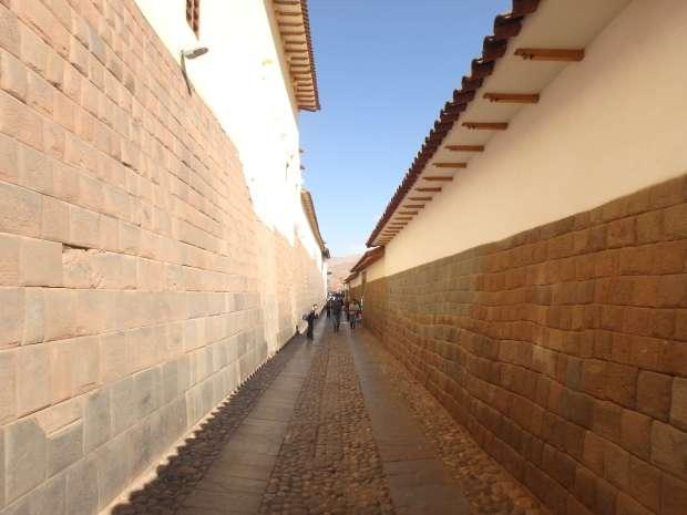 Calle Loreto, Cusco, Pérou