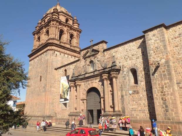 Monasterio de Santo Domingo, Cusco, Pérou