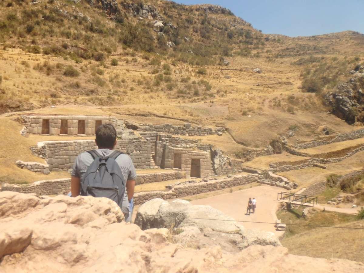 Tambomachay, Cusco, Pérou