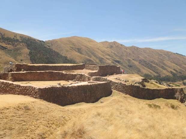 Pukapukara, Cusco, Pérou