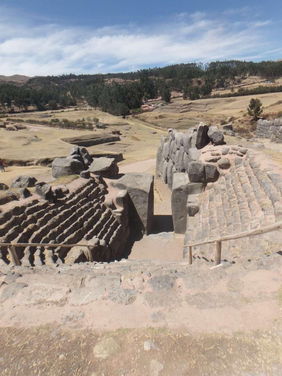 Sacsayhuaman, vallée sacrée, Pérou