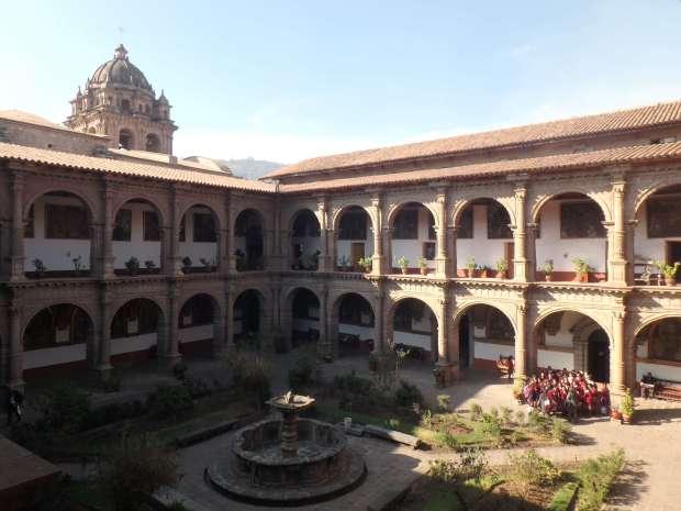 Monasterio de la Merced, Cusco, Pérou