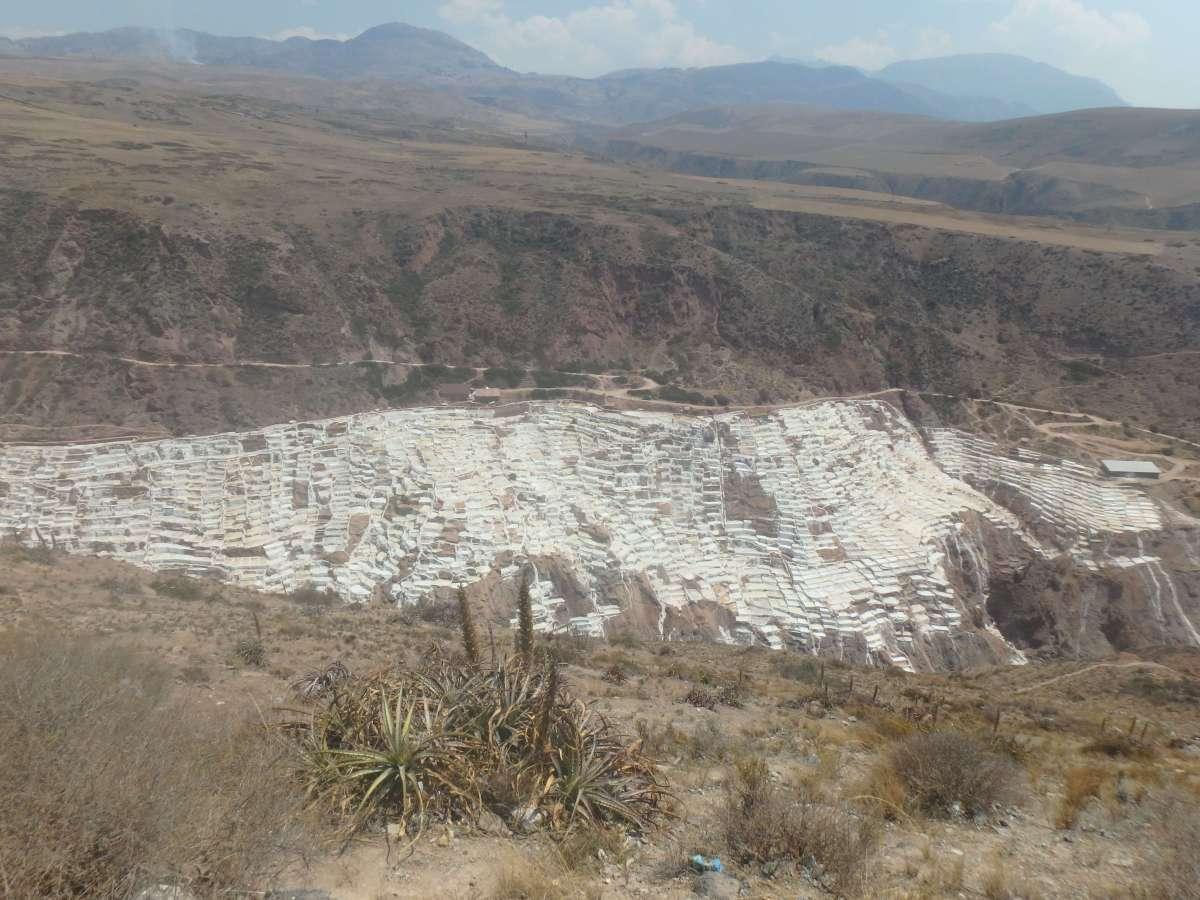 Salinas de Maras, Vallée sacrée, Pérou