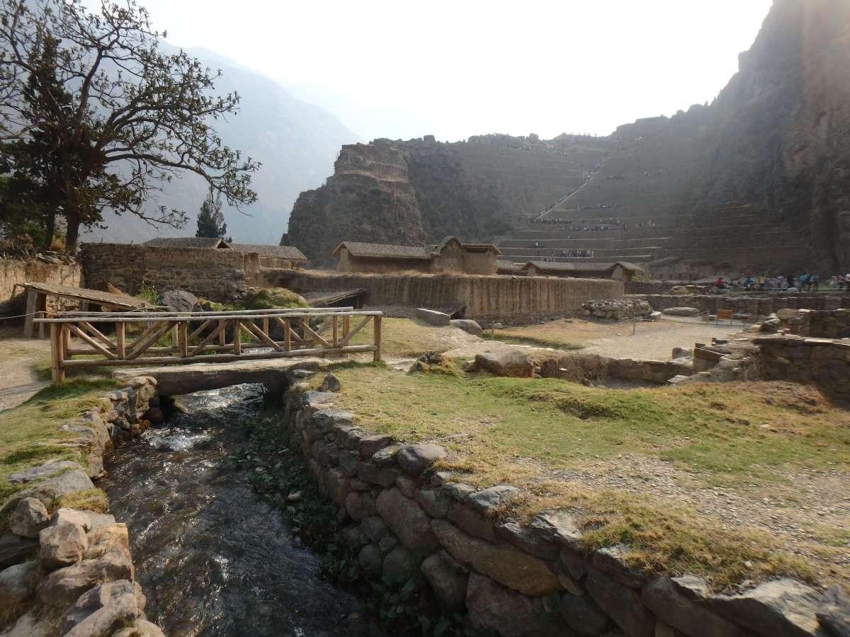 Ollantaytambo, Pérou
