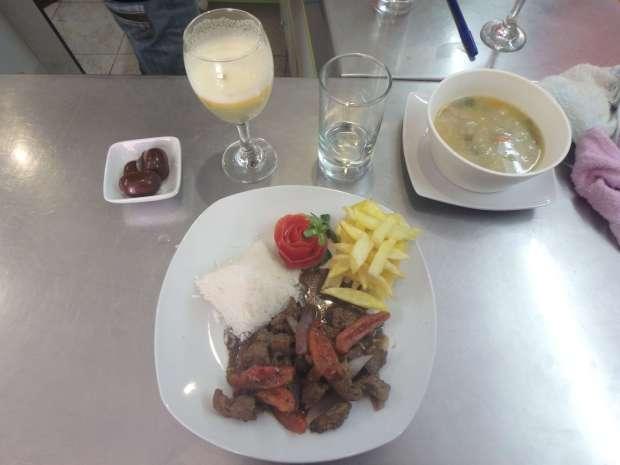 Cours de cuisine, Cusco, Pérou