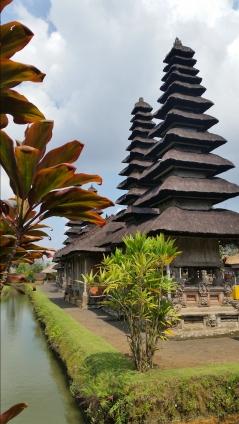 Meru, Taman Ayun, Bali