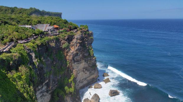 Océan Indie, Uluwatu, Bali